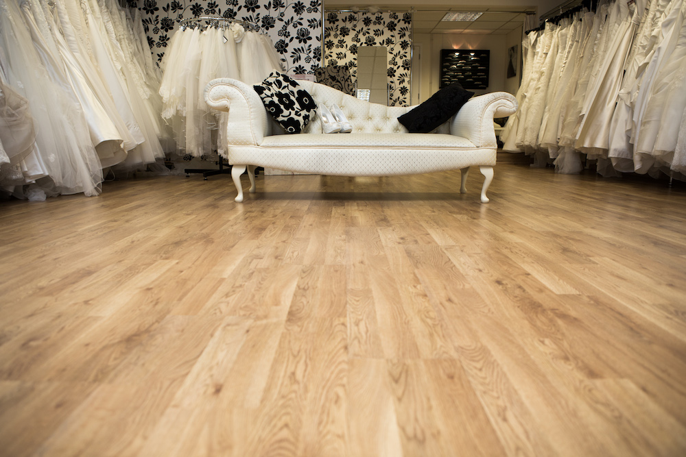 The Bridal Rooms, Bristol Shop